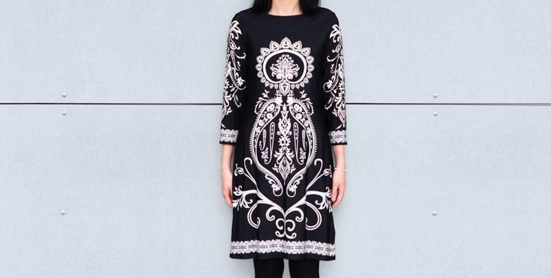 najładniejsza sukienka świata