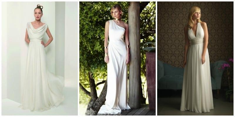 bogini suknia