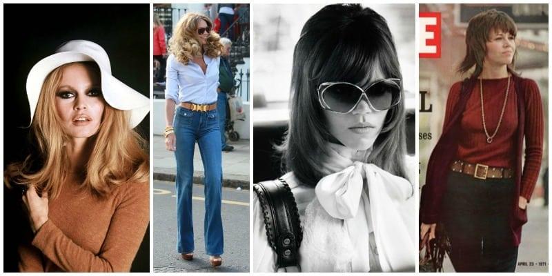 styl lat siedemdziesiątych, styl lat 70-tych