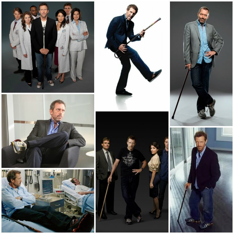 Dr House styl