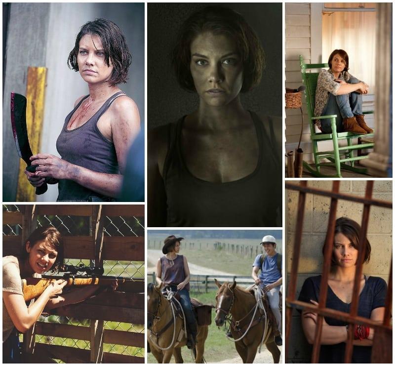 Maggie Greene Walking Dead