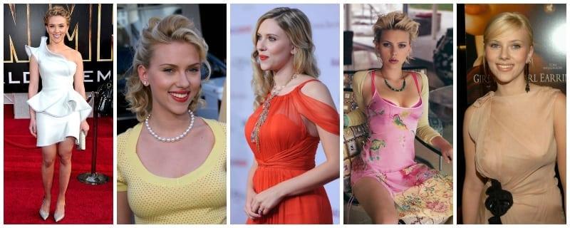 delikatna wiosna Scarlett Johansson