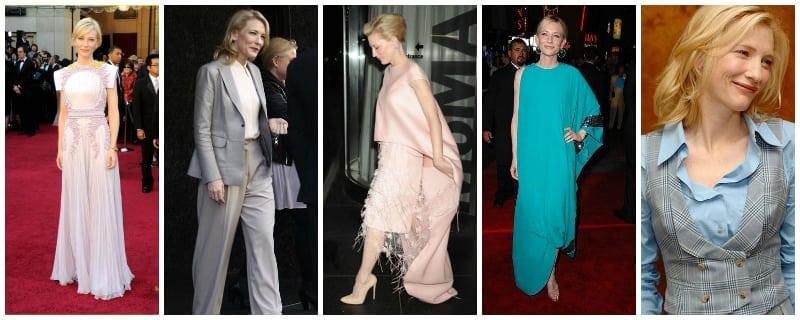 delikatne lato Cate Blanchett