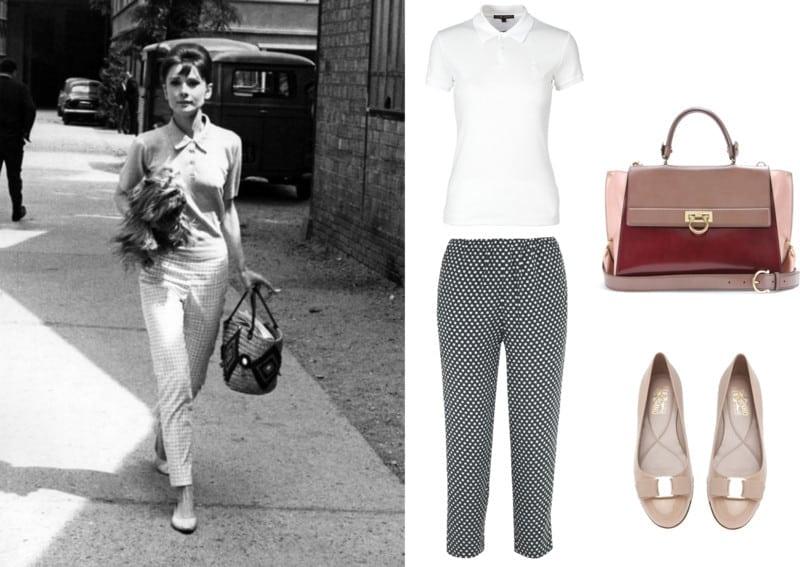 Audrey Hepburn styl