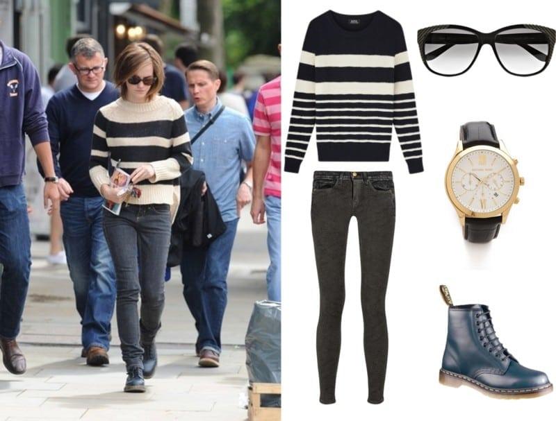 Emma Watson styl