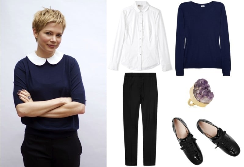 Michelle Williams styl