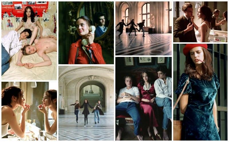 Dreamers, Eva Green, prawdziwe lato