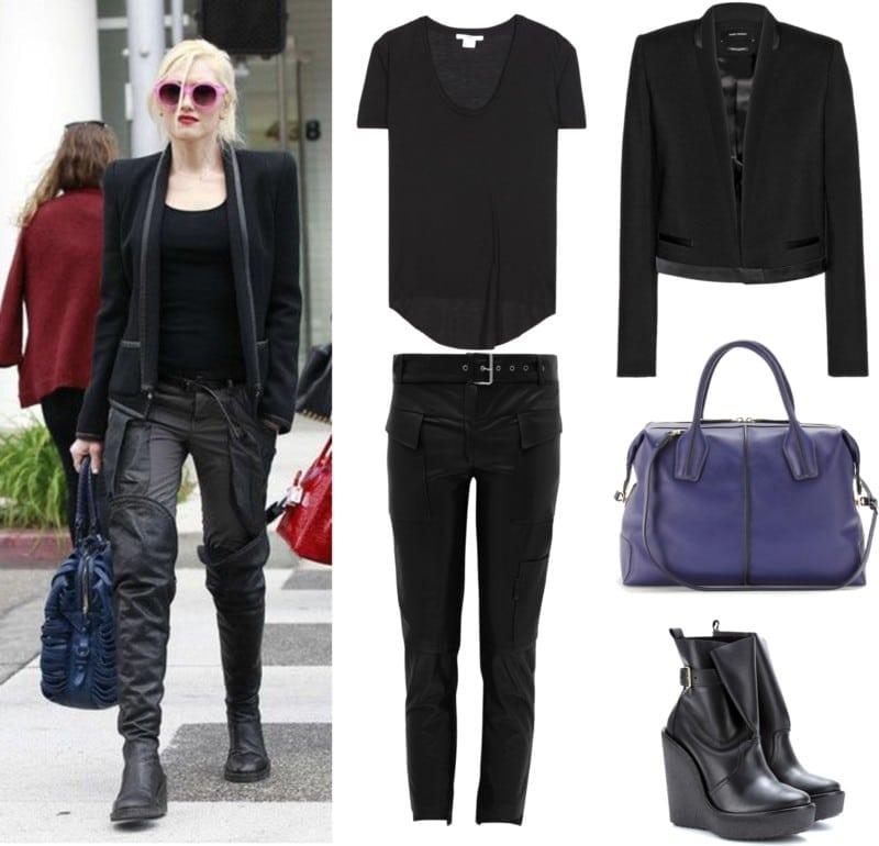 styl Gwen Stefani