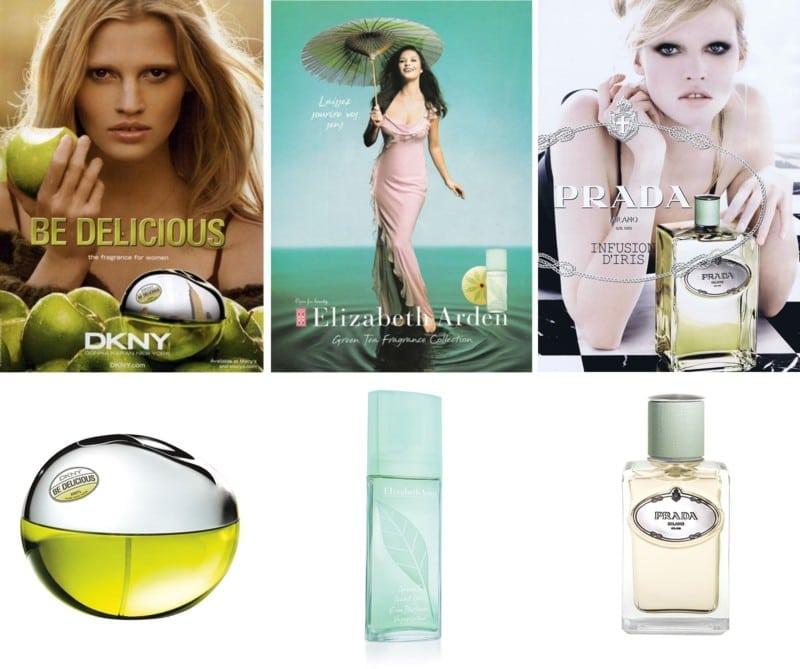 świeże perfumy