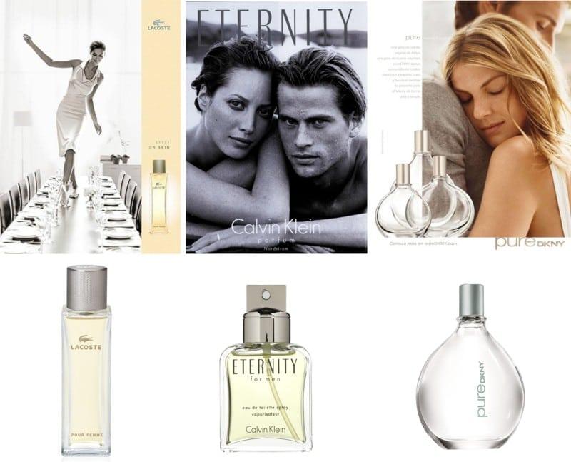 minimalistyczne perfumy