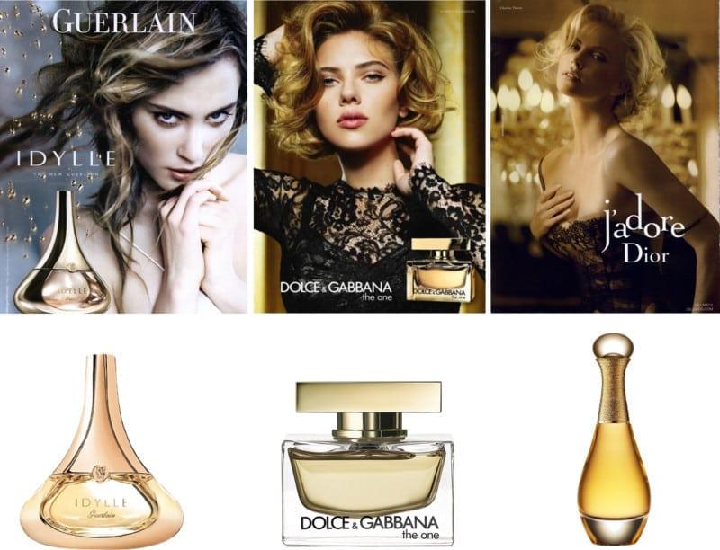 scarlett johansson perfumy