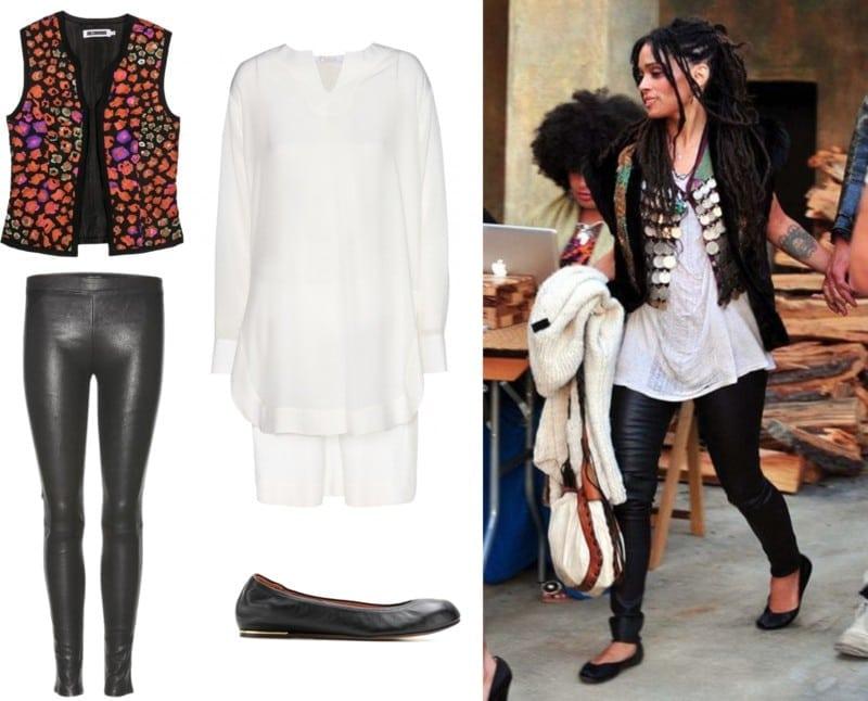 Lisa Bonet styl