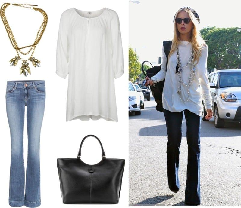 Rachel Zoe styl