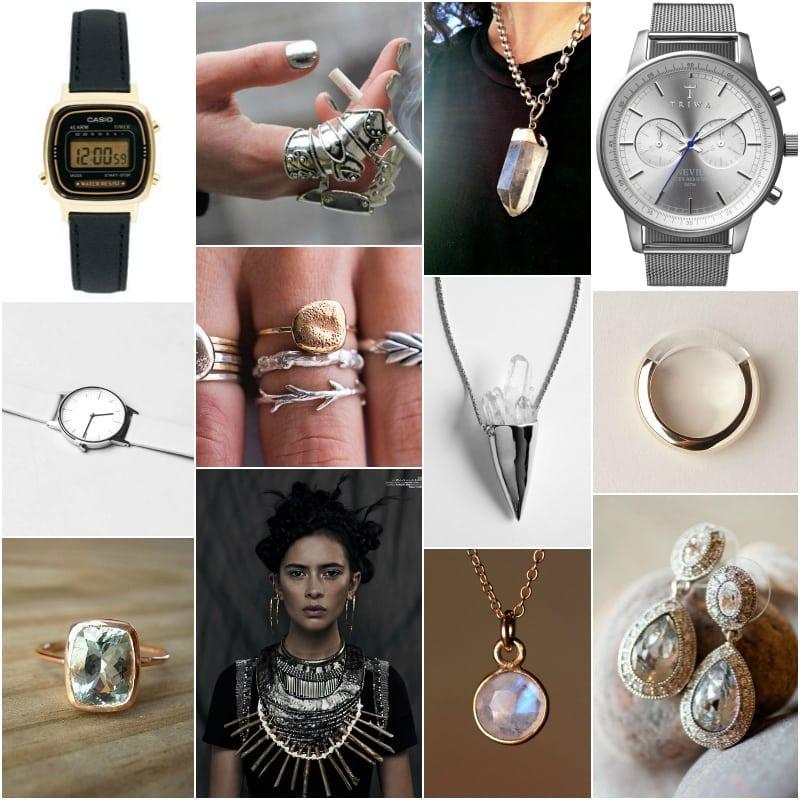 biżuteria minimalizm