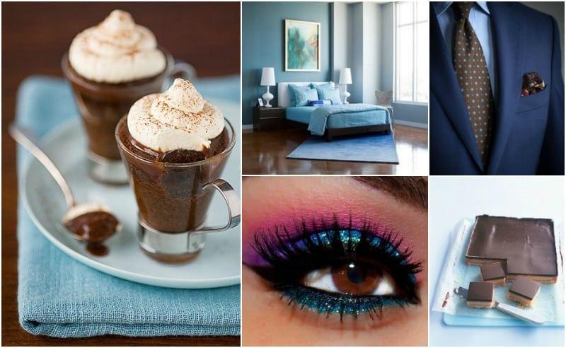 4-czekoladowy brąz i zimny błękit- Dziadova