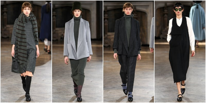 Creatures of Comfort fall 2014 rtw
