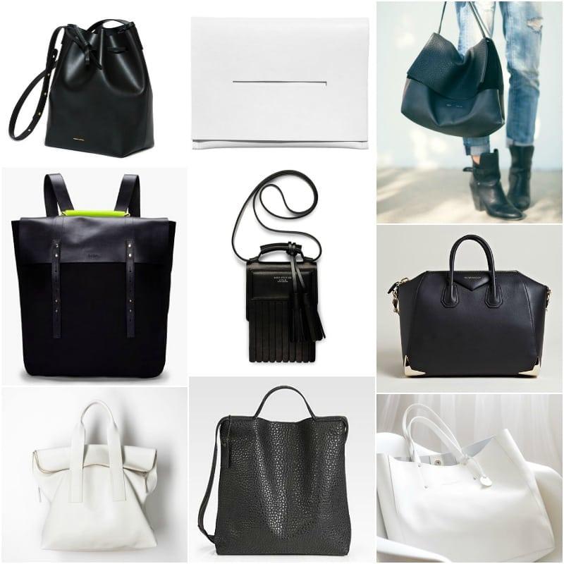 minimalizm torebki