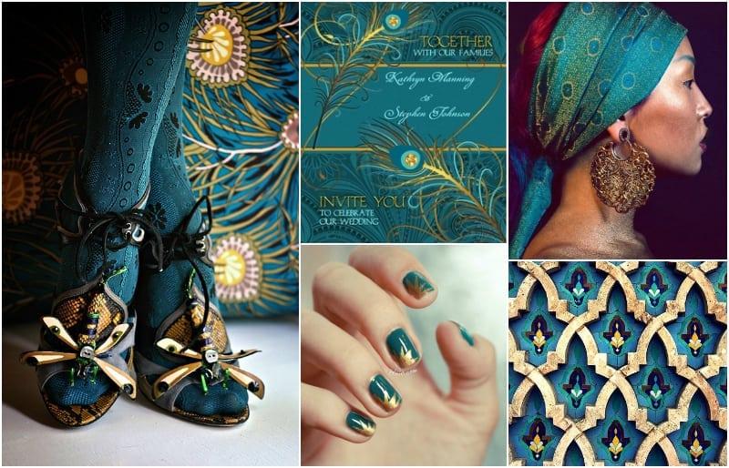 8- morski i blade złoto - Nina Wum