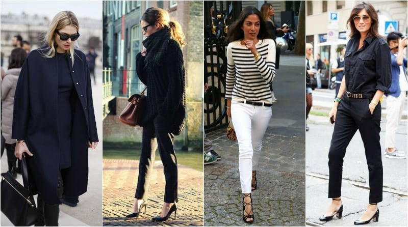 Linki do stron o french chic French style fashion advice