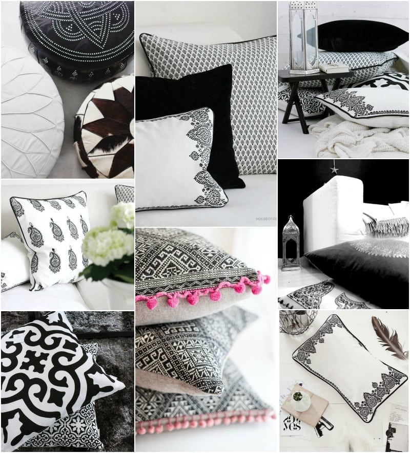 arabic pillows