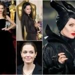 Typ kolorystyczny Angeliny Jolie