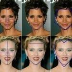 Ustalanie kształtu twarzy
