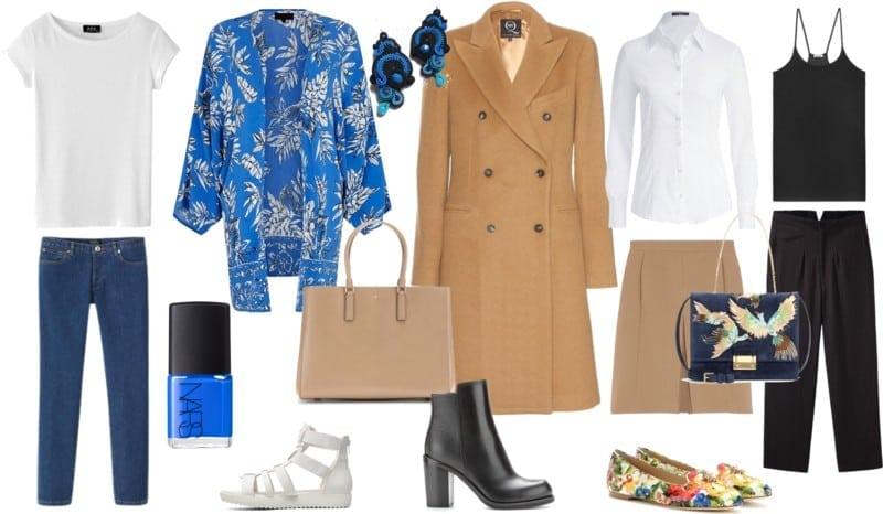 styl orientalny - cieple kolory