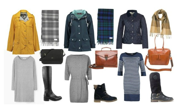styl-preppy uniform