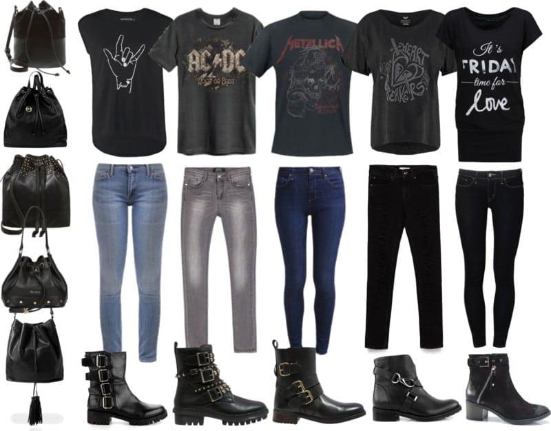 koszulki rockowe