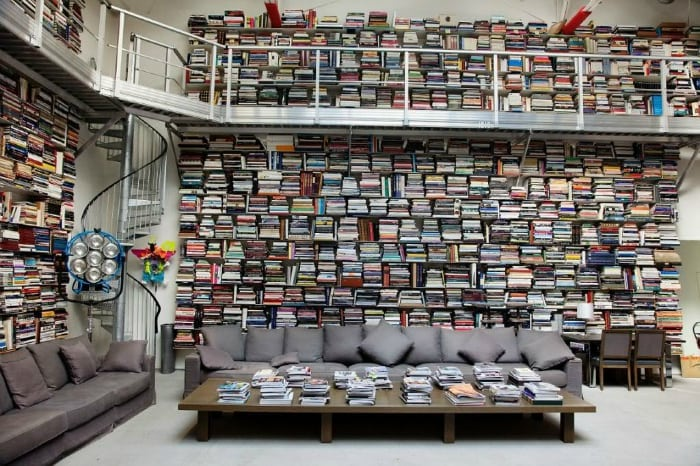 karl lagerfeld paris library