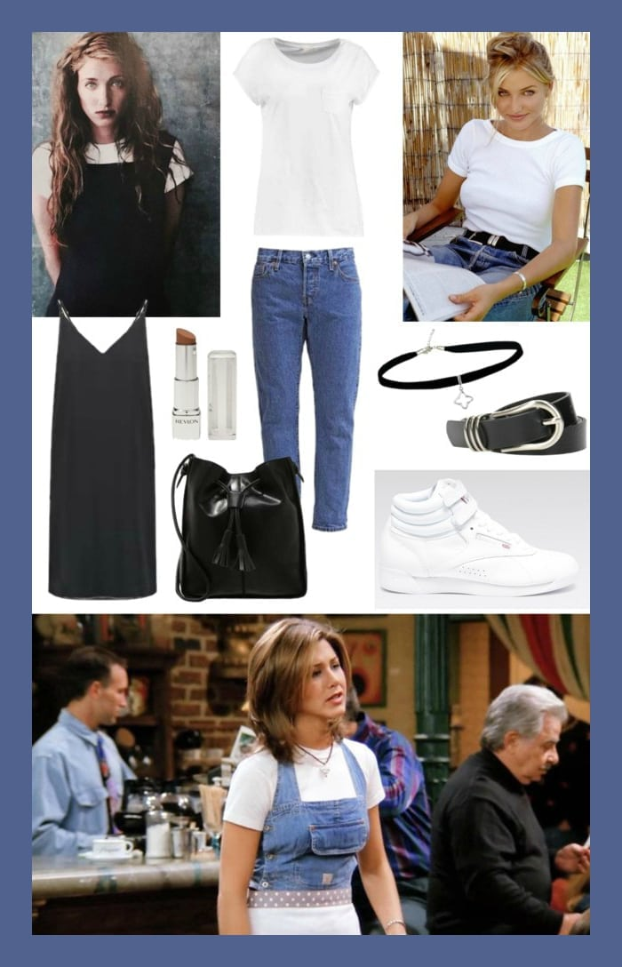 moda lat 90-tych
